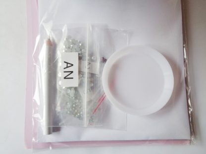 21st Birthday DIY Crystal Card Kit