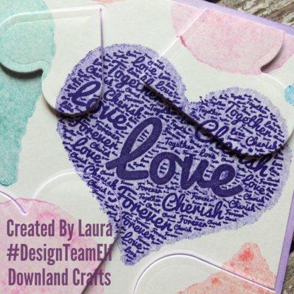 Forever Heart Card Sample 2