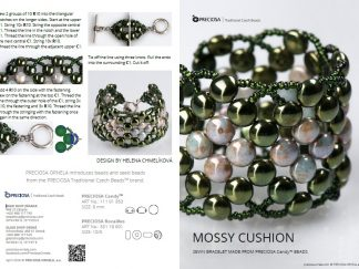 Mossy Cushion Friday Freebie