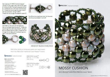 Mossy Cushion Friday Freebie