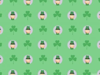Leprechaun Friday Freebie