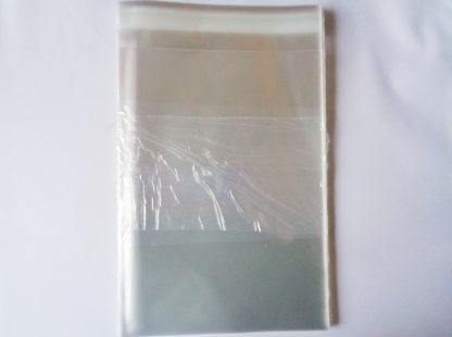 Pack of 50 A5 Self Seal Cellophane Bags