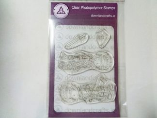 Two Princes A6 Clear Photopolymer Stamp Set