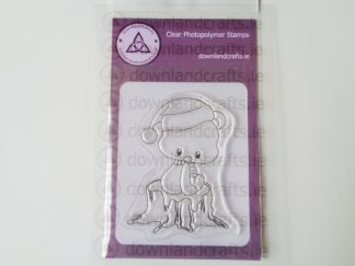 Cute Bear Stamp A7 Clear Photopolymer
