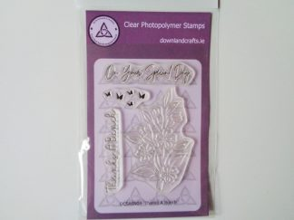 Thanks A Bunch Stamp Set A6 Clear Photopolymer