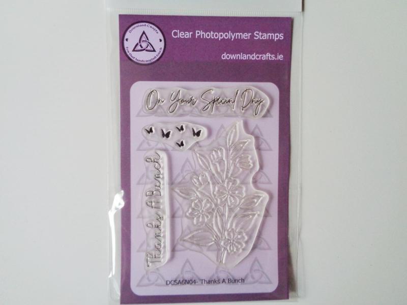 Thanks  A Bunch A6 Stamp Set