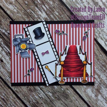 Showtime Stamp Set Card Sample