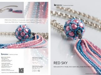 Red Sky Friday Freebie Beading Pattern Download