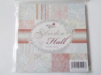 "Silverton Hall Paper Pack 6"" x 6"""
