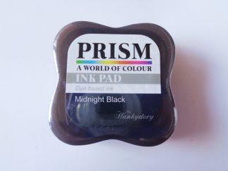 Prism Dye Ink Pad Midnight Black