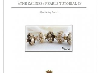 The Calines Friday Freebie Beading Pattern Download