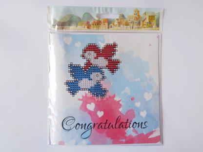 Card Kit - Congratulations Birds