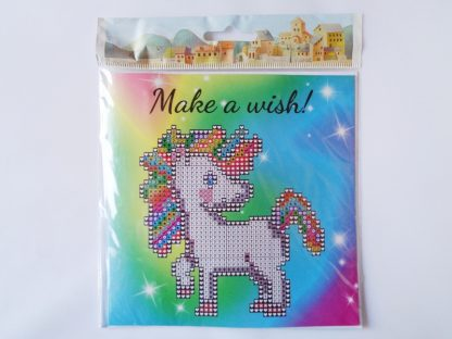 Card Kit - Wish Unicorn