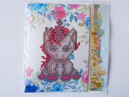 Card Kit - Friend Unicorn