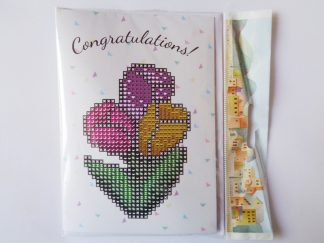 Card Kit - Congratulations Tulips
