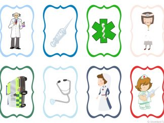Medical Friday Freebie Topper Sheet Download