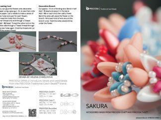 Sakura Friday Freebie Beading Pattern Download