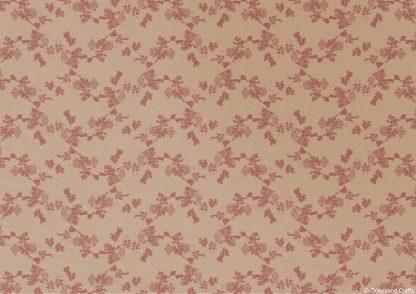 Vintage Floral Sepia Friday Freebie Printable Paper Download