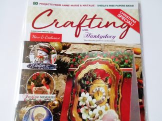 Crafting with Hunkydory Christmas 2020