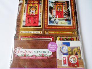 Luxury Toppers - Festive Memories