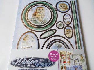 Luxury Toppers - Winter Wishes