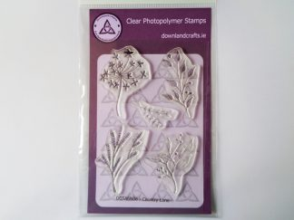 Country Lane Stamp Set A6 Clear Photopolymer