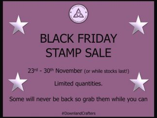 Black Friday Stamp Sale