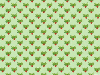 Holly Berries Friday Freebie Printable Paper Download