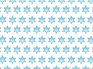 Blue Stars Friday Freebie Printable Paper Download