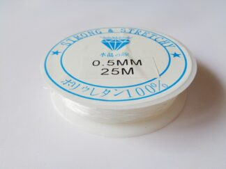 0.5mm Clear Stretch Elastic Cord