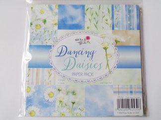 """Dancing Daisies Paper Pack 6"""" x 6"""""""