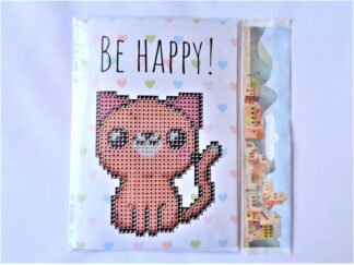Card Kit - Happy Cat