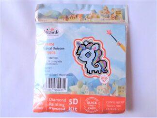 Diamond Painting Charm Kit - Magical Unicorn