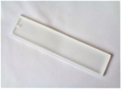 Silicone Mould - Bookmark Rectangle