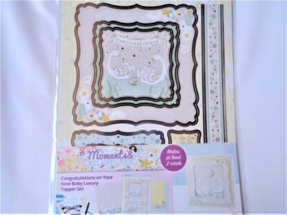Moments & Milestones - Congratulations on Your New Baby