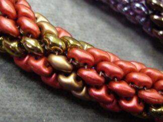 Superduo Rope Friday Freebie Beading Pattern Download