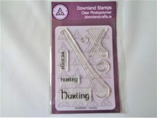 Hurling Stamp Set