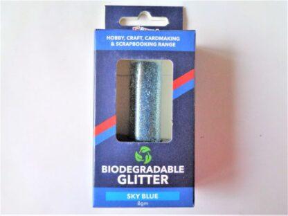 Biodegradable Glitter - Sky Blue