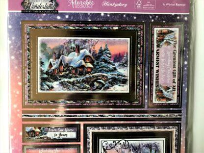 Luxury Toppers - Winter Wonderland