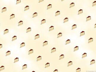 Slice Of Cake Friday Freebie Printable Paper Download