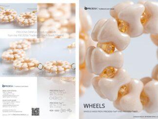 Wheels Friday Freebie Printable Beading Pattern