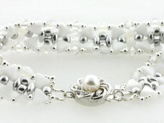 Puca Bracelet Friday Freebie Printable Beading Pattern