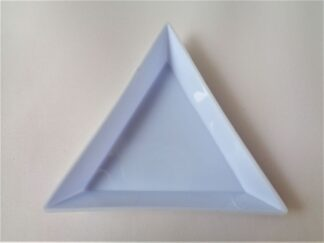 Triangle Sorting Tray - Blue
