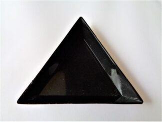 Triangle Sorting Tray - Black